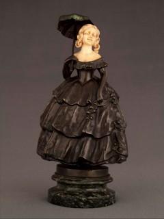 Dama con sombrilla (Peter Tereszczuk)
