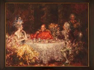 La cena del cardenal (Juan Pablo Salinas)