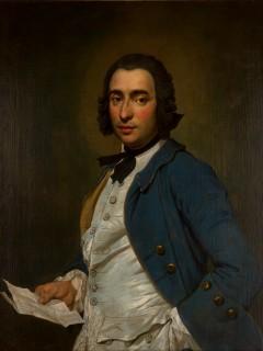 Retrato de un gentil hombre (Jacques Louis David)