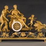 Esculturas sala francesa