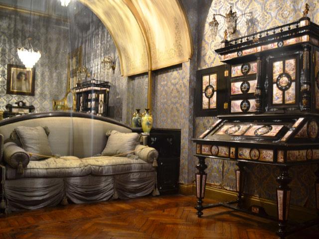 Sala boudoir