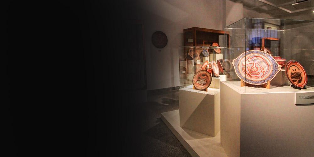 Sala de exposiciones temporarias